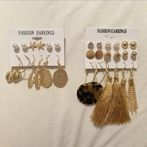 earring set bundle